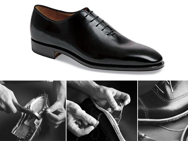 Ferragamo Tramezza Nostro Nero - My most elegant pair of shoes.