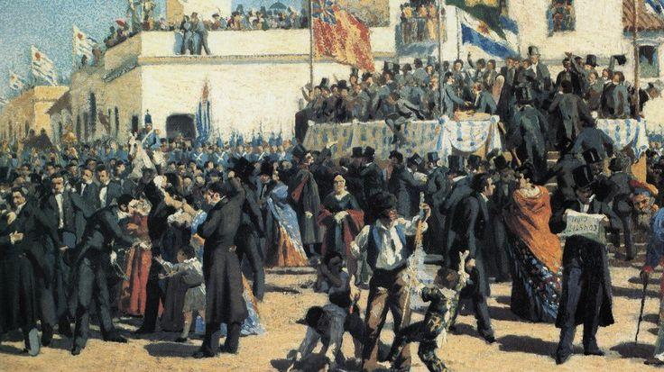 Los ingleses y la independencia oriental (IV)