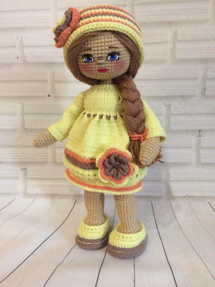 Flower on dress...