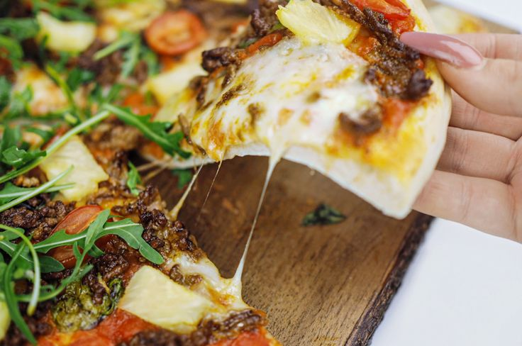 Rossi pizza // UINO