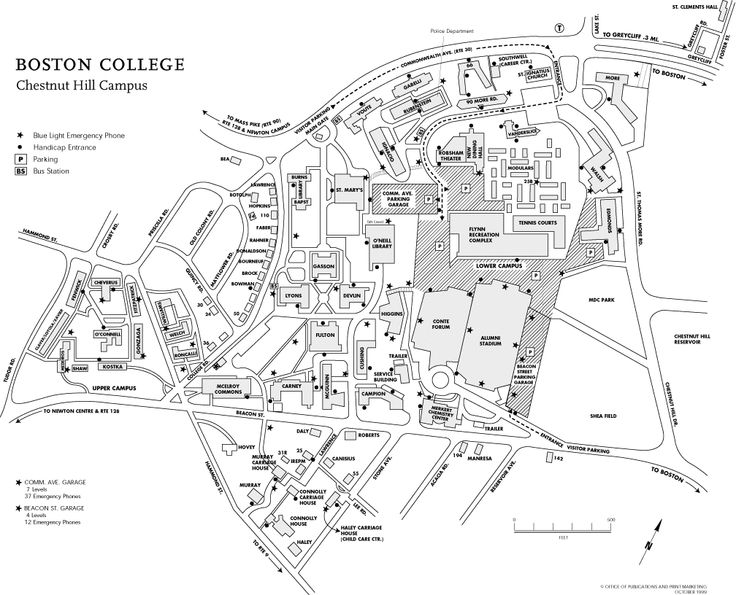 Boston College Official Athletic Site On Campus Campus