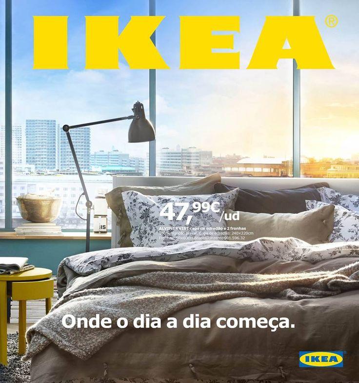 O Catálogo IKEA 2015 chegou e dá-vos os bons dias com as melhores ideias para começar (e acabar) os dias em grande :)