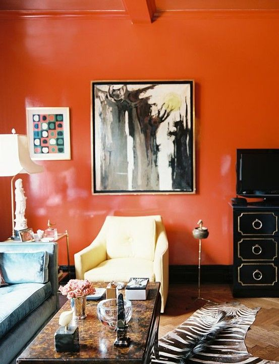 Before Being Pantone S Color For 2017 Tangerine Was Named Spring Hottest By
