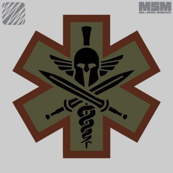 Tactical Medic - Spartan
