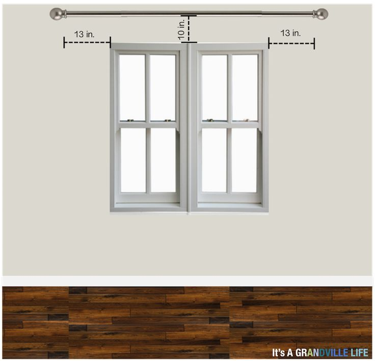 Best 25 How to hang curtains ideas on Pinterest  Window