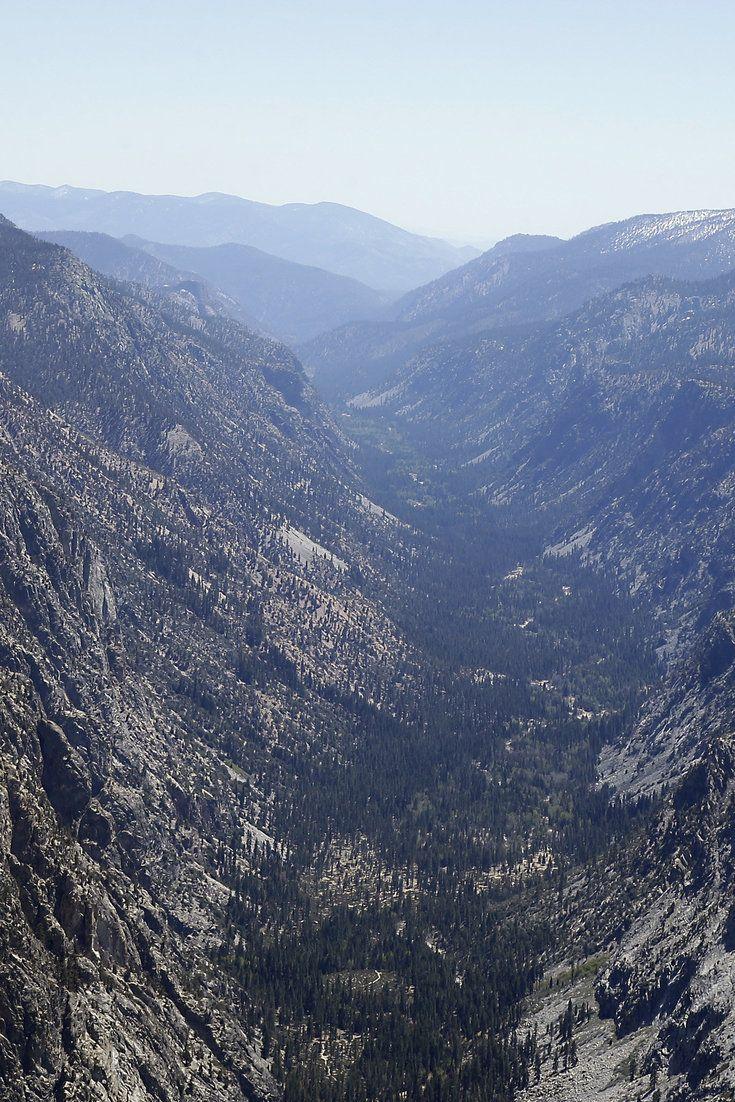 Snowpack In California Mountain Range At 500 Year Low