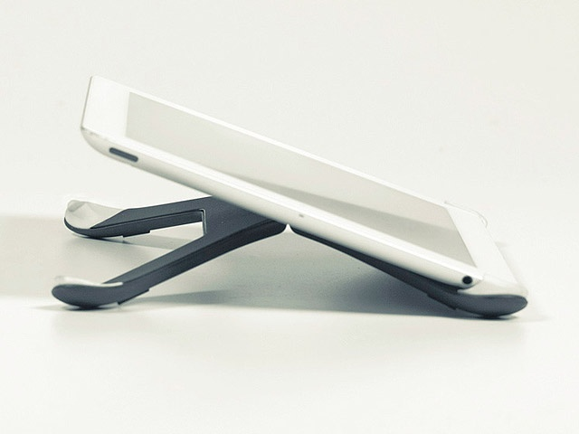 "BOOMERANG ~ FIRST EVER ""ALL-IN-ONE IPAD MOUNT & STAND"""
