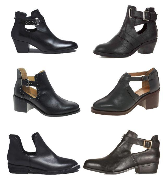 vetements cuir chaussures femme mode hiver 2014. Black Bedroom Furniture Sets. Home Design Ideas