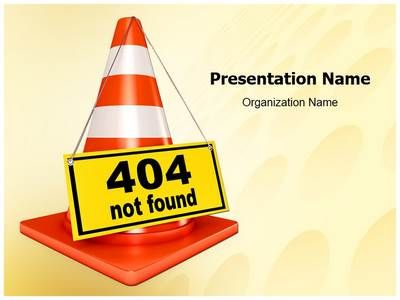 Check out our professionally designed 404 Error PPT template. Download our 404 Error PowerPoint presentation affordably and quickly now. Get started for your next PowerPoint presentation with our 404 Error editable ppt template. This royalty free 404 Error Powerpoint template lets you to edit text and values and is being used very aptly for 404 Error, error, failure, fault, internet and such PowerPoint presentation.