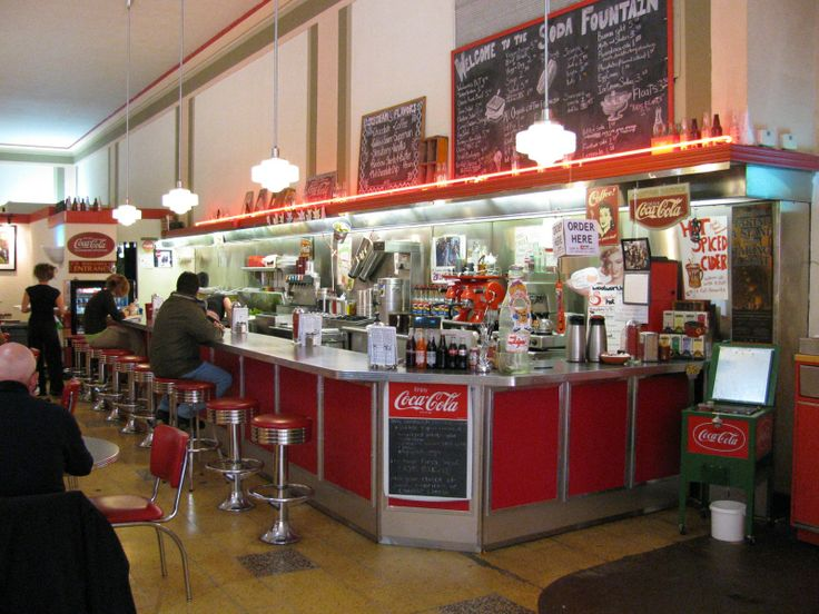 Woolworth S Department Store Cafe