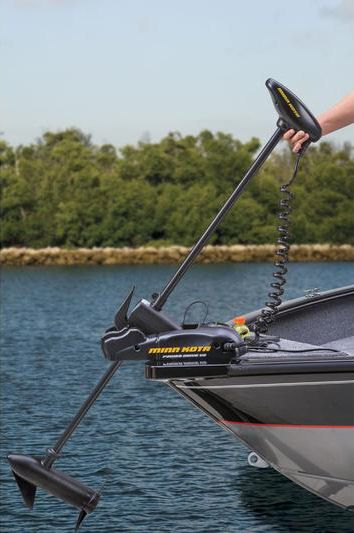 85 best images about tracker boats on pinterest the boat for Foot operated trolling motor