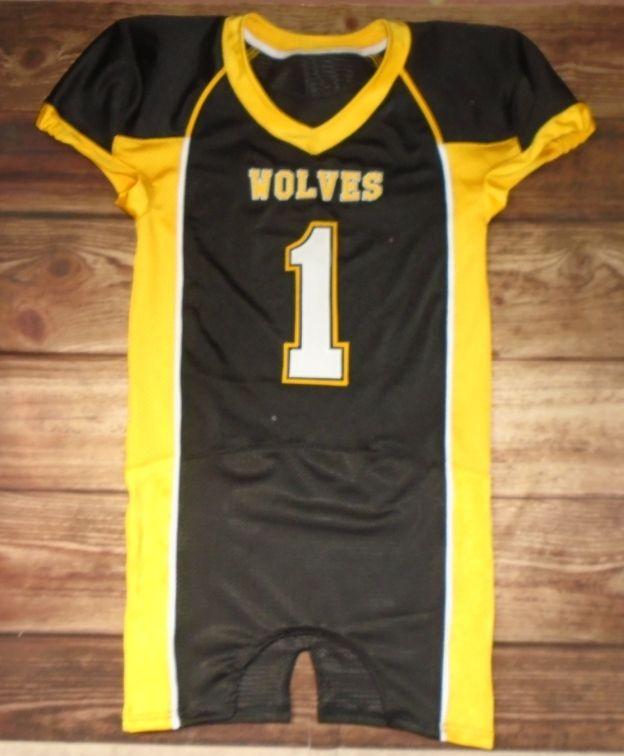 885f0c776808 Wolves Football custom jerseys created at Team Sporting Goods