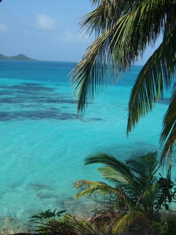 Quiero vivir aqui Providencia Island, Colombia