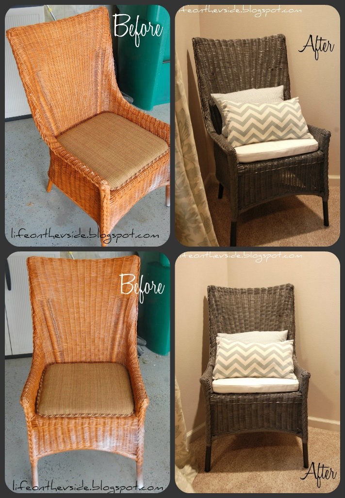 On the v side kitchen chairs on the cheap before after for Cheap funky furniture