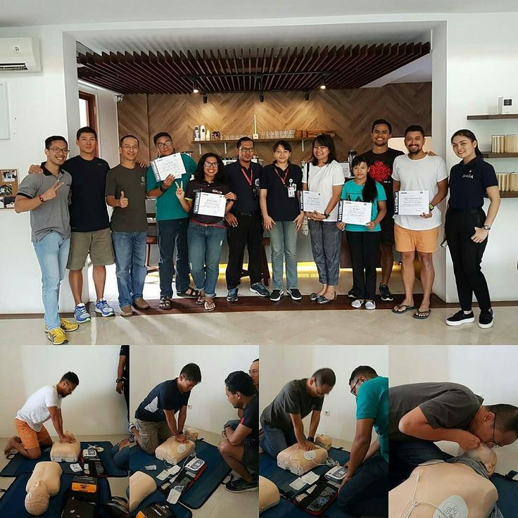 @Regranned from @ivan_siaga -  Big thanks to @tribuddies team to support @siaga_ies & @ambulans118_ops for todays Essential Basic Life Support @three_folks .  Lets be part of Safe and Smart Community. More people to be saved.  Join dgn training berikutnya pada tgl 25 November jam 09.30 - 11.30 @three_folks Cilandak. More info please email to info@siaga-ies.com.  #cprtraining #30:2forlife #emergencytraining #safeandsmartcommunity #lifeskills - #regrann