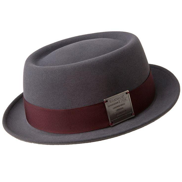 Kangol Cranston - Linotype Pork Pie Hat
