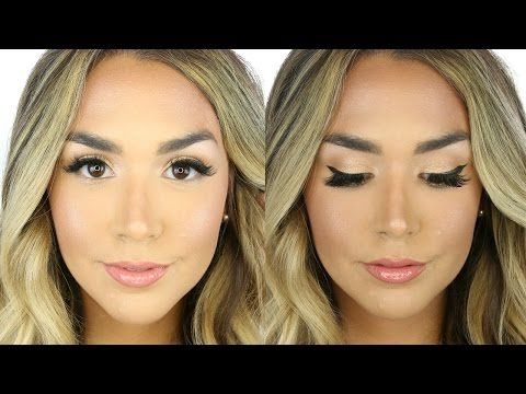 BRIDAL MAKEUP TUTORIAL | MY WEDDING DAY LOOK! - YouTube