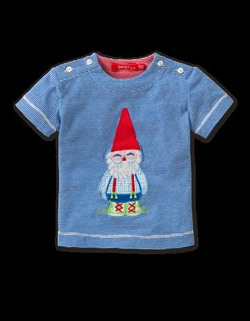 Gnomes are high fashion!