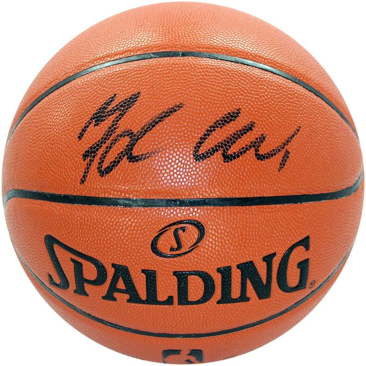 Michael Carter-Williams Signed NBA IO Orange Basketball - NBucks Star Michael Carter-Williams personally hand-signed this NBA Indoor/Outdoor basketball. Carter-Williams starred at Syracuse before making an immediate impact in the NBA with the Philadelphia 76ers. In his rookie season Carter-Williams averaged over 16 points per game while leading the 76ers in assists with over six per contest. He was then traded to the Milwaukee Bucks. This young stars autograph is a must have for any Bucks…
