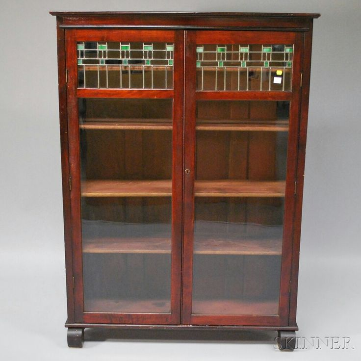 451 best images about Arts Crafts Furniture – Arts and Crafts Bookcases