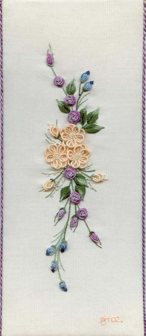 Brazilian Embroidery Design