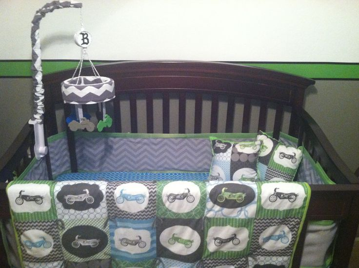 18 best images about ryder 39 s nursery on pinterest closet for Dirt bike bedroom ideas
