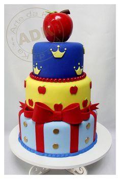 τούρτα Χιονάτη! Branca de Neve | Flickr
