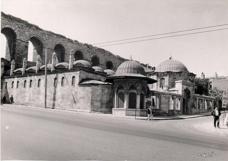 Gazanfer Ağa Madrasa, Unkapanı, İstanbul