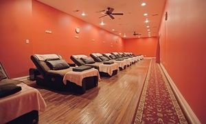 Groupon - One 60-Minute Reflexology Treatment at VIP Feet Feel Spa (Up to 60% Off)   in Lakeview. Groupon deal price: $27