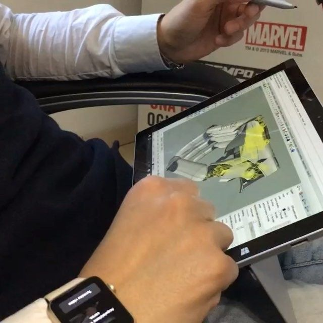 @Microsoft @surface Hand modelling #bionic #hand #robot #design #DIY #industrialdesign #prosthetics #3dprinting #3dprint #3dprinted #cosplay #cyborg #mechatronics #medical #biomedical #technology #amazing #style #cool #ironman #maker #arduino #RaspberryPi #mechanics #render #animation by youbionic