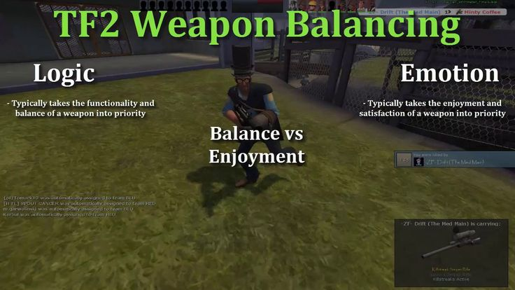 Coffee Commentary - TF2 Weapon Balance; Logical Vs Emotional Perspectives #games #teamfortress2 #steam #tf2 #SteamNewRelease #gaming #Valve