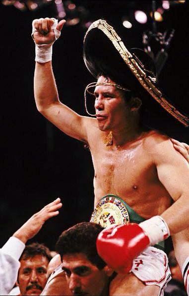 """""""Co-all-time"""" Fav. Boxer/Fighter :  Julio Cesar Chavez Sr.!!"""
