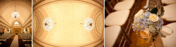 classic dome ceiling
