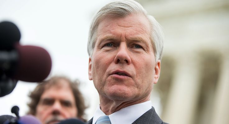 Bob McDonnell. This is why! #corruption DB!