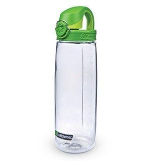 Sportovní láhev NALGENE On the Fly 750 ml - Clear/Sprout cap