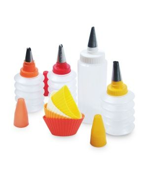 Сет от 15 части за декориране на сладкиши от Yoko Design