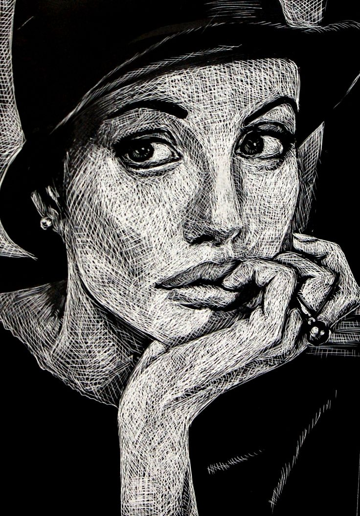 Image detail for -Bob's Etchings and Scratch Board Art