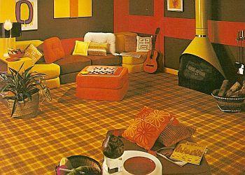 29 best clich 67 images on pinterest 60 s interior. Black Bedroom Furniture Sets. Home Design Ideas