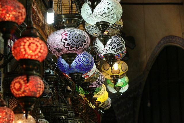 lanterns.: Awesome Hommmeee, Colorful Lanterns, Future Awesome, Houses Warm, Lights Lanterns, Inspiration Photos, Architecture Inspiration, Beautiful Things, Grand Bazaars