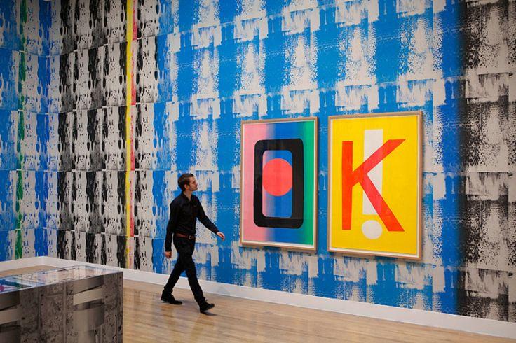 Turner Prize 2014 at the Tate Britain - Ciara Phillips