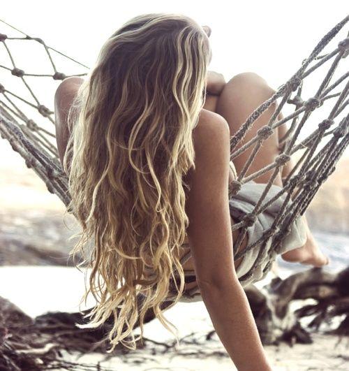 Surf spray DIY pour les cheveux