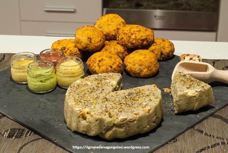 polpette di cous cous formaggio di pistacchi,  pistacchi, cous cous,