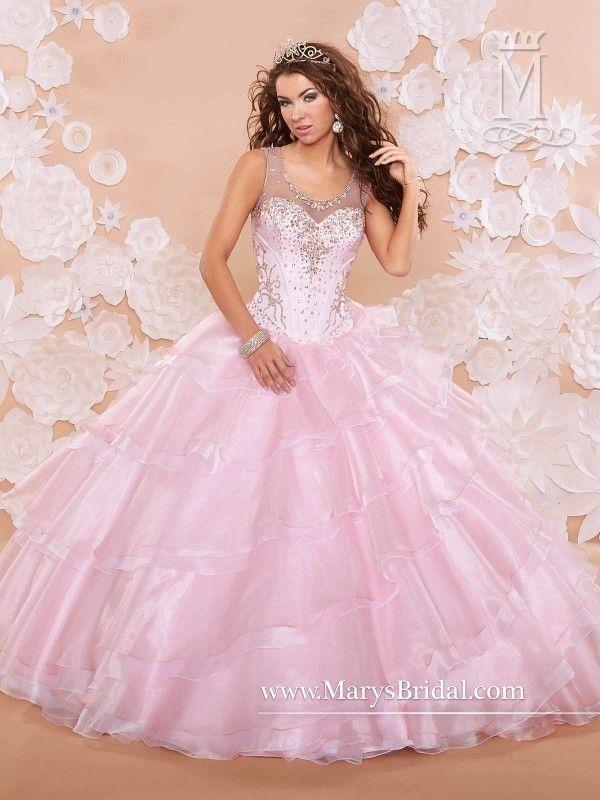 Mejores 58 imágenes de vestidos de 15 años en Pinterest | Vestido de ...