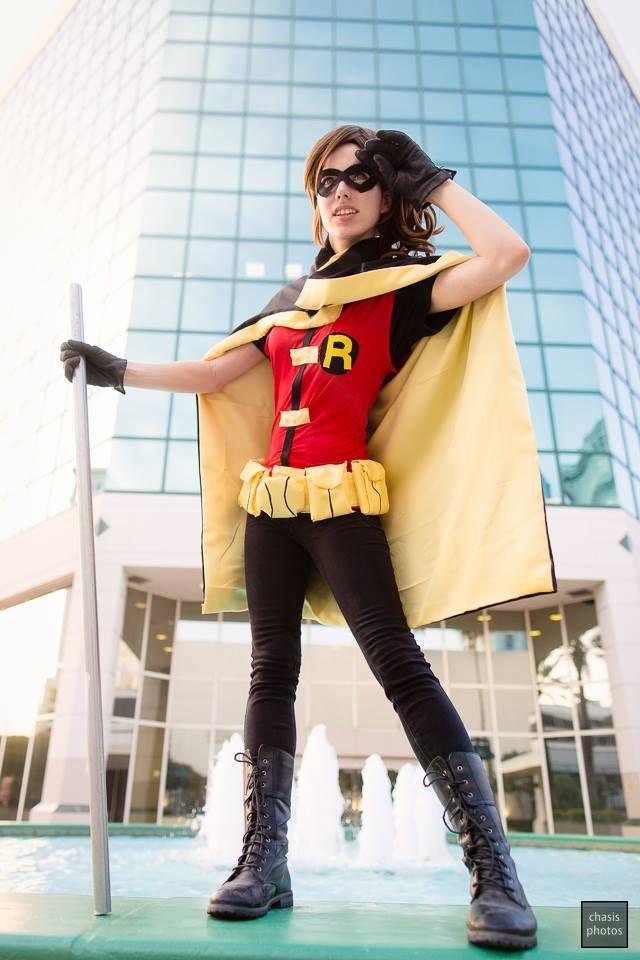 Robin by MeganCoffey