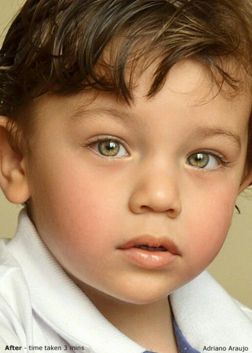Beautiful green-eyed little boy. | THE EYES HAVE IT ...