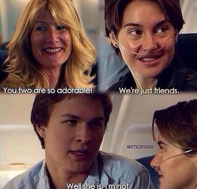The Fault In Our Stars {movie}