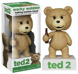 TALKING WACKY WOBBLER: TED 2 - TED