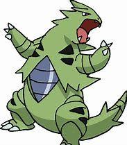Nalezený obrázek pro tyranitar pokemon cake