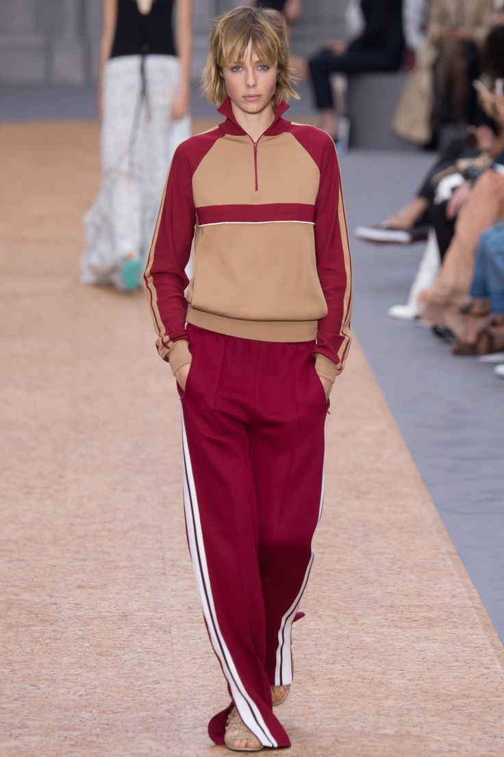 Chlo? Spring 2016 Ready-to-Wear Fashion Show - Roos Abels (Ford)