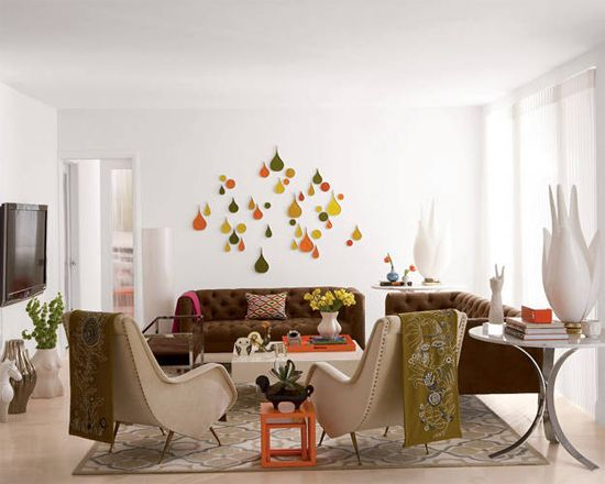 Dormspiration: Jonathan Adler and Simon Doonan's Palm Beach Apartment